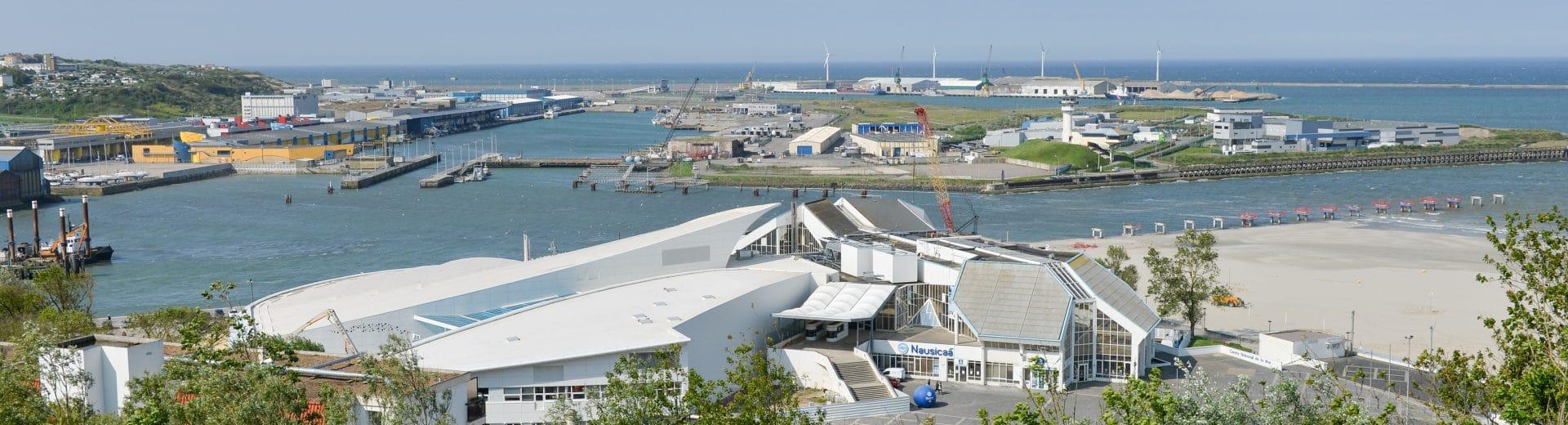Boulogne panorama Port Nausicaa-1 ©Yannick Cadart