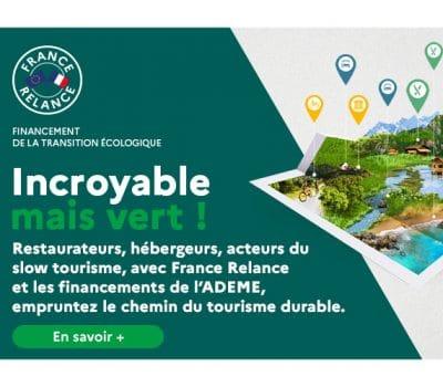 Image - Candidater au Fonds Tourisme Durable – France Relance