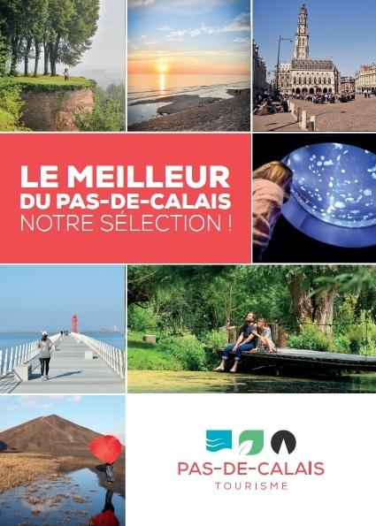 Image Pas-de-Calais Tourisme produit chaque année une série de documents stratégiques pour accompagner le visiteur durant son séjour :